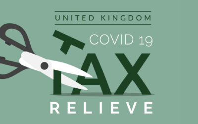 What is the UK tax relieve measures in response to COVID 19?